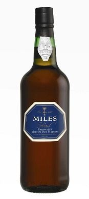 Miles Rainwater Medium Dry Madeira. Topaz colour with golden reflections. Characteristic Madeira bouquet of dried fruits, orange peels and notes of wood. Medium dry at first, followed by an attractive freshness of citrus flavours, with a long, luxurious finish. http://www.vineyardbrands.com/homepage.aspx
