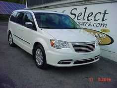 Chrysler Town And Country, Chrysler Cars, Touring, Awesome, Vehicles, Be Awesome, Vehicle