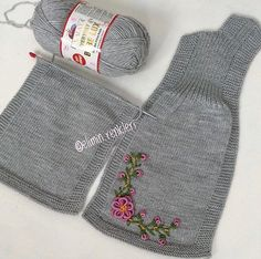 Baby Knitting Patterns, Hand Knitting, Knitting Videos, Diy Projects To Try, Crochet Baby, Hand Embroidery, Quotations, Knitted Hats, Winter Hats