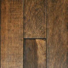 Mullican Flooring�Muirfield 3-in W Prefinished Maple 3/4-in Solid Hardwood Flooring (Cappuccino)