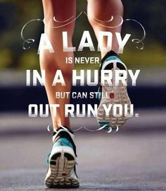 Daily motivation for runners