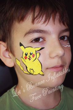 By Jay-G Cube Face Painting Service | Face Painting | Pinterest ...