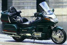 Honda GL 1500 GOLDWING 1995                                                                                                                                                                                 Mehr