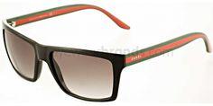 Gucci GG1013/S 51N/PT Black Gucci Sunglasses | Gucci Eyewear | Worldwide Delivery