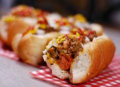 coney island hot dogs | ChinDeep