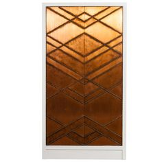 Check out the deal on A Modern Copper Front Wardrobe at Eco First Art