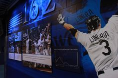 Make sure to stop by the new 162 Wall located in Left Field Street! It's new this season at the Trop!