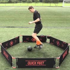 Shows drills and upgrade options. Shows drills and upgrade options. Soccer Drills For Kids, Football Drills, Best Football Players, Soccer Practice, Soccer Skills, Soccer Games, Soccer Footwork Drills, Nike Soccer, Soccer Cleats
