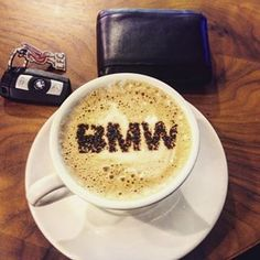 Coffee & BMW <3