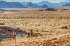 Exploring Wadi Rum Desert In Jordan – One Of The Best Experiences Of My Life