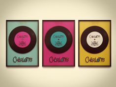 Promo // Charlotte by Impulso Creativo, via Behance
