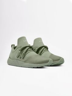 ARKK Copenhagen Raven Mesh S-E15 Soft Army Creme Spray Sneakers   Shop the latest activewear from Fashercise.com - free worldwide shipping over £150/€150!