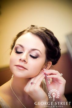 Bridal make-up ideas