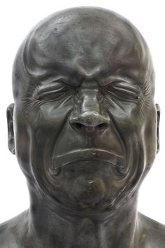 Black - sculpture - faces contorted in extreme facial expressions - Franz Xaver… Franz Xaver Messerschmidt, Aesthetic Objects, Art Sculpture, Ceramic Sculptures, Art Moderne, Facial Expressions, Figurative Art, Art Boards, Renaissance