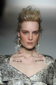 Vivienne Westwood Red Label AW12/13 at London Fashion Week