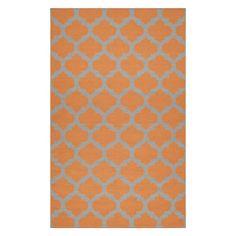 Surya Frontier II Area Rug Tangerine / Gray - FT119-3656
