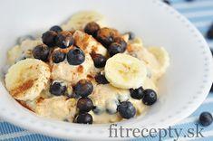 Praženica s jogurtom a ovocím - FitRecepty