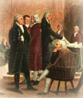 December 15, 1791 — Bill of Rights Guaranteed Religious Liberty... guaranteeing freedom FOR worship, not freedom FROM religion.