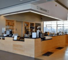modern circulation desk library - Google Search