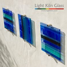 Fused Glass Art for the Home and Garden - Fused Glass/Garden Art/Interior Art/Wall Panels/Water Features/Garden Design/Show Gardens