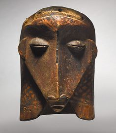 Masque du Kasaï