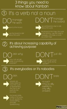 Do's and don'ts that help