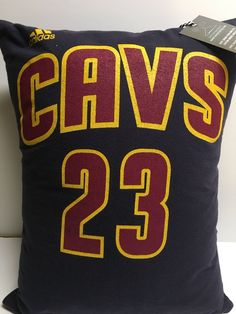 A personal favorite from my Etsy shop https://www.etsy.com/listing/535160175/cleveland-ohio-basketball-t-shirt-pillow