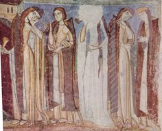 The 12th Century bliaut.