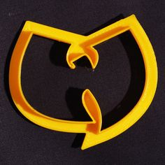 Wu-Tang Cookie Form 3D #3Dprint #3Dprinting [more pics on Cults website]