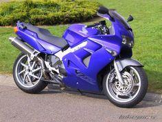 2000 Honda VFR 800