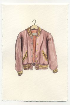 garment illustrations available for purchase on Etsy by Epherma Friends. Fashion Illustration Sketches, Watercolor Illustration, Fashion Sketches, Watercolour, Look Fashion, Fashion Art, Silhouette Mode, Fashion Design Drawings, Watercolor Fashion