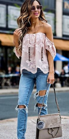 Top 10 Latest Casual Fashion Trends This Summer 30 Chic Summer Outfit Ideas – Street Style Look. The Best of casual fashion in Mode Outfits, Casual Outfits, Fashion Outfits, Womens Fashion, Fashion Trends, Office Outfits, Heels Outfits, Casual Heels, Casual Shorts