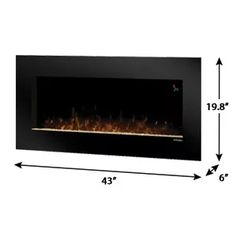 Dimplex Opti Myst 16 Inch Electric Fireplace Cassette