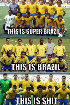 This is Brazil #worldcup