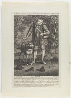 Mr. Yeates in the character of Launce in the Two gentlemen of Verona with his dog Crab [graphic] / Tho. Bonnor advivum delint. ; Hen. Roberts sculpt. Creator: Roberts, Henry, approximately 1710-approximately 1790, printmaker. Published/Created: [London] : Publish'd as the act directs, by W. Richardson, Antient & Modern Print Warehouse, 174 Strand, [between 1783 and 1790]