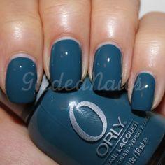 Orly - Sapphire Silk