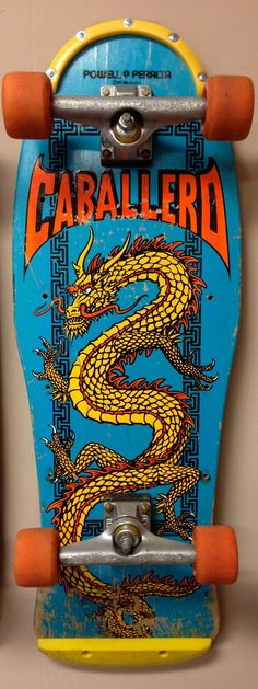 Steve Caballero Full Dragon Powell Peralta
