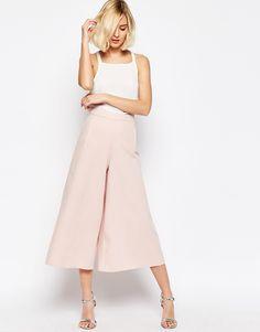 Image 1 - ASOS - Jupe-culotte large pour grandes occasions