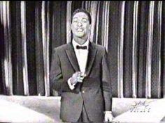 Sam Cooke For Sentimental Reasons The Ed Sullivan Show 12 01 1957