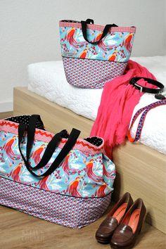 Kelly´s Corner: Mein neues Reisgepäck   ★Les Tissus Colbert