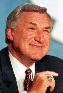 Dean Smith, who grew up in Kansas...