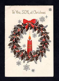 Christmas Card ~  (GO 83)