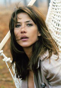 Sophie marceau femme naturellement belle ♡♥