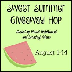 Enter to win a $50 Amazon GC in the Sweet Summer Giveaway Hop at Broken Teepee
