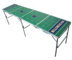$109.00 University of Washington Huskies Tailgate Pong Table