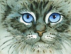 "Lori Alexander | ""Side Show"" - watercolor"