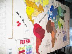 Risk Party Board