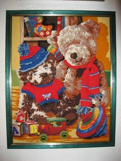 Bears and Their Toys