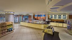 Beach Club Marketplace offers a mini-market, cold drinks, souvenirs and a sandwich counter (in disney world's beach club hotel and spa)