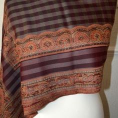 Surrealz Premier Handcrafted Pure Woollen Scarves